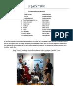 Jp Jazz Trio