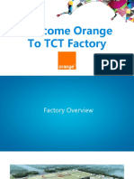 Orange Meeting_TCL Communication Factory Introduction and Supply Chain Management_20170706