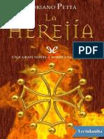 La Herejia - Adriano Petta