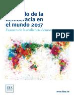 El Estado de La Democracia en El Mundo 2017