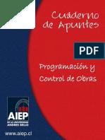 COC312_PROGRAMACIÓN Y CONTROL DE OBRAS