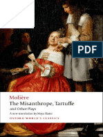 (Oxford World's Classics) Molière, Maya Slater-The Misanthrope, Tartuffe, And Other Plays-Oxford University Press (2008)