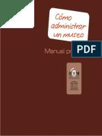 Libro Cómo administrar un museo