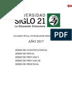 EFIP 1 Con Carátula y Programa