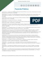 Enunciados Da Fazenda Pública - Portal CNJ