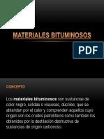 MATERIALES BITUMINOSOS 1