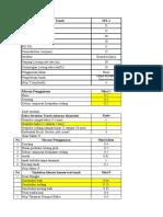 Excel Konservasi tanah