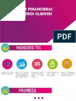 Presentacion Captaciones 2018_Financiera TFC