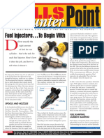 Fuel Injectors - To Begin With
