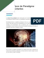 Los 10 Tipos de Paradigma Más Importantes.docx