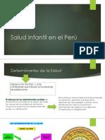 Salud Infantil en El Perú