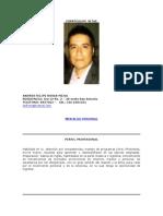 HOJA de VIDA Andres Felipe Rosas