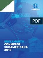 Reglamento Conmebol Sudamericana 2018 Espanol 0