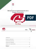 Manual Pro Shop Abril 2014