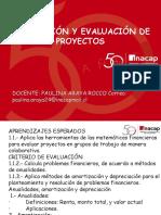 Clase 3 Preparación y Evaluación de Proyectos
