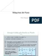 Máquinas de Fluxo 2