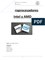 Competencia Intel vs AMD