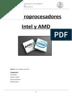 Competencia Intel vs AMD