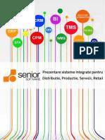 Prezentare Completa Solutii Senior Software