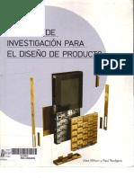 Metodos de Investigación para el Diseño de Producto