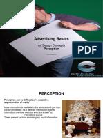 Perception in Ad Design Book
