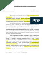 Psicanálise e Antropologia_ Aproximações e Distanciamentos