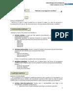 Metodología Unidad 2