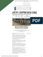 Revisão de Políticas Públicas de Georgetown  Além Do Planejamento Urbano a Economia Do Capital Bikeshare - Revisão de Políticas Públicas de Georgetown
