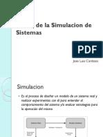 Teoria de La Simulacion de Sistemas