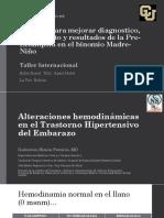 1.Alteraciones Hemodinamicas en La HIE