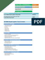 02. S4 HANA Simple Logistics Training Videos- Materials- Course Content Details