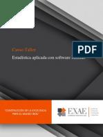 Estadística Aplicada Con Software Minitab