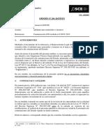 261-17 - Consorcio Socos - Adelanto Para Materiales e Insumos