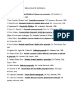 Bibliografie Colocviu Iasi
