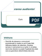 5 Măsurarea Audientei Platforma 1
