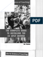 Complete Guide to Installing the 44 Split Defence