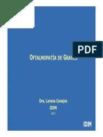 2015. Oftalmopatia de Graves. ATENEO. CONEJOS Modo de Compatibilidad