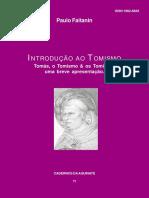 Introducao Ao Tomismo Cad 11 CORR Ideia