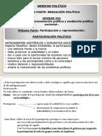 Derecho Político - Partes 1 y 2