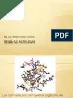 4. RESINAS ACRILICAS