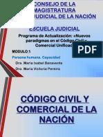 Modulo Uno Persona Capacidad Salud Mental CCCN