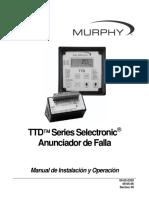TTD Instalation and Operation Manual (09-05-2006)  00-02-0329-spanish.pdf