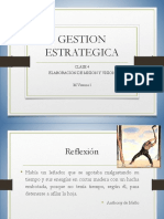 GESTION ESTRATEGICA