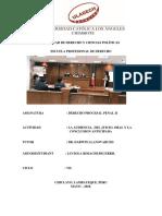 COMENTE SOBRE LA AUDIENCIA DEL JUICIO ORAL Y SOBRE LA CONCLUSIÓN ANTICIPADA.pdf