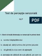 test NLP