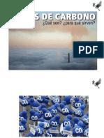 Bonos de Carbono