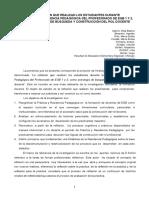 260 - Cabrini - FEEyE - La Reflexión de Los Estudiantes