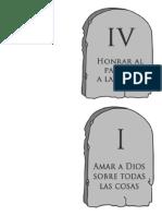 LOS MANDAMIENTOS