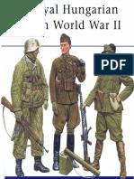 449. the Royal Hungarian Army in World War II