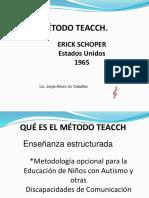 Diapositivasmetodo Teach Para Taller